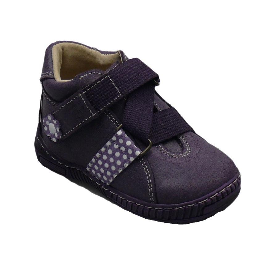 Pegres 1402 vycházková obuv fialová 2b504a250f
